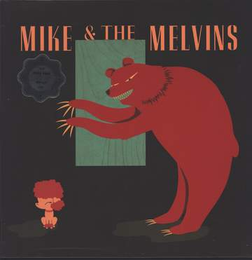 Melvins / Mike Kunka: Three Men And A Baby