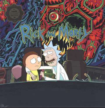 Various: The Rick And Morty Soundtrack