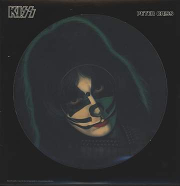 Kiss / Peter Criss: Peter Criss