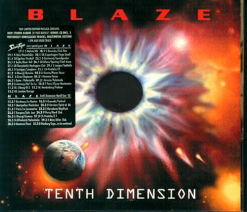 Blaze: Tenth Dimension