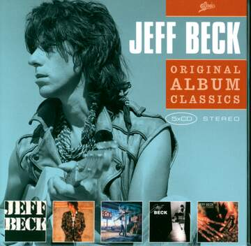 Jeff Beck: Original Album Classics