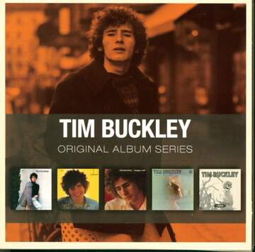 Tim Buckley: Original Album Series