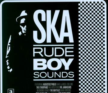 Various: Ska Rude Boy Sounds