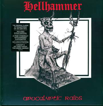 Hellhammer: Apocalyptic Raids