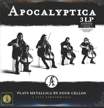 Apocalyptica: 'Plays Metallica By Four Cellos' A Live Performance