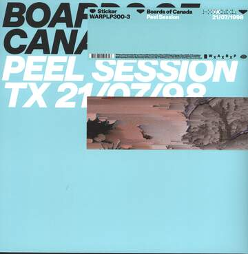 Boards Of Canada: Peel Session TX 21/07/98