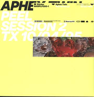 Aphex Twin: Peel Session 2 TX 10/04/95