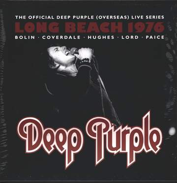 Deep Purple: Long Beach 1976
