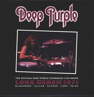 Deep Purple: Live In Long Beach 1971