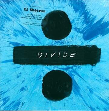 Ed Sheeran: ÷ (Divide)