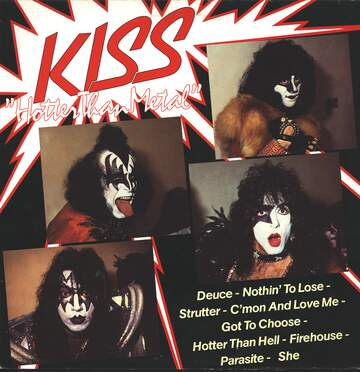 Kiss: Hotter Than Metal