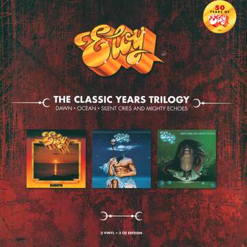 Eloy: The Classic Years Trilogy
