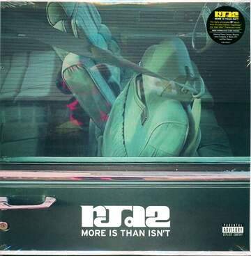 Rjd2: More Is Than Isn't