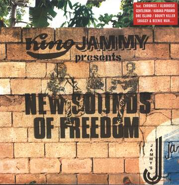 King Jammy: New Sounds Of Freedom