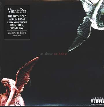 Vinnie Paz: As Above So Below
