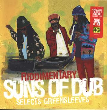 The Suns Of Dub: Suns Of Dub Selects Greensleeves