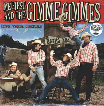 Me First & The Gimme Gimmes: Love Their Country