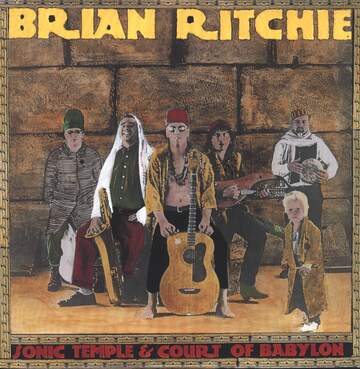 Brian Ritchie: Sonic Temple & Court Of Babylon