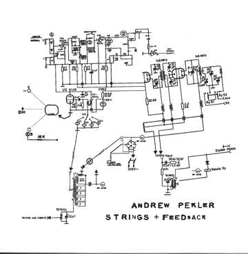 Andrew Pekler: Strings + Feedback