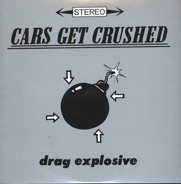 Cars Get Crushed: Drag Explosive