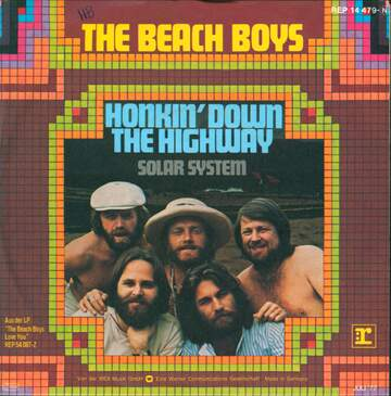 The Beach Boys: Honkin' Down The Highway