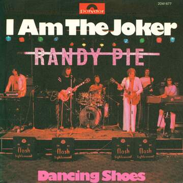 Randy Pie: I Am The Joker