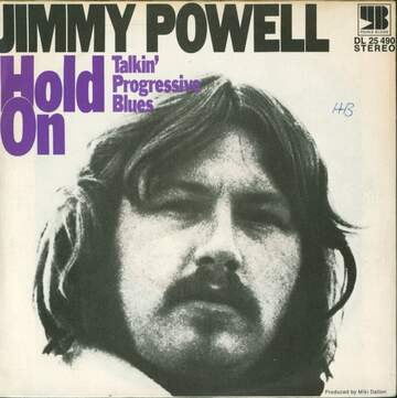 Jimmy Powell: Hold On