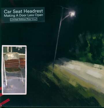 Car Seat Headrest: Making A Door Less Open
