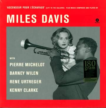 Miles Davis: Ascenseur Pour L'Échafaud (Lift To The Gallows)