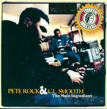 Pete Rock & C.L. Smooth: The Main Ingredient
