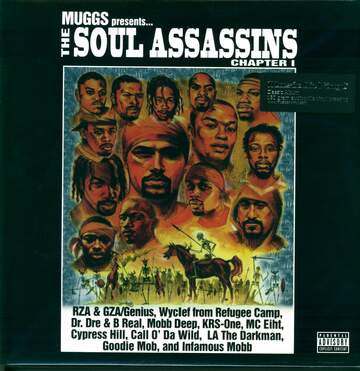 DJ Muggs / The Soul Assassins: The Soul Assassins (Chapter 1)