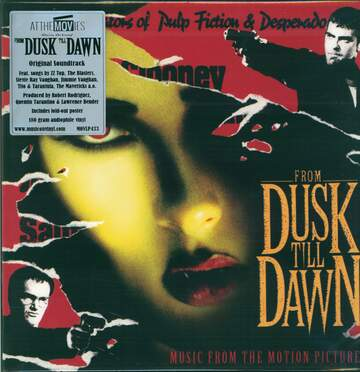 Various: From Dusk Till Dawn (Music From The Motion Picture)
