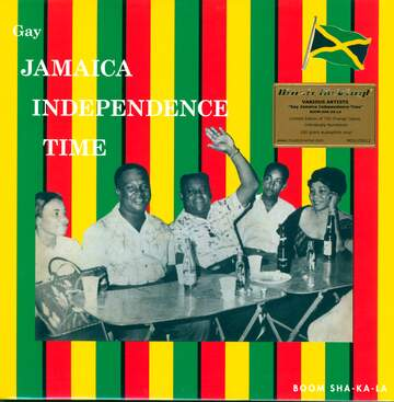 Various: Gay Jamaica Independence Time