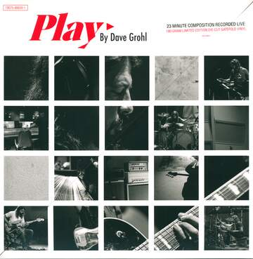 Dave Grohl: Play