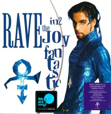 Prince / The Artist (Formerly Known As Prince): Rave In2 The Joy Fantastic