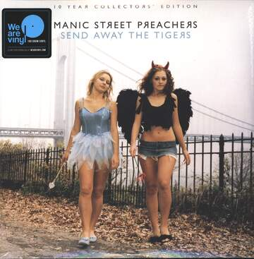 Manic Street Preachers: Send Away The Tigers