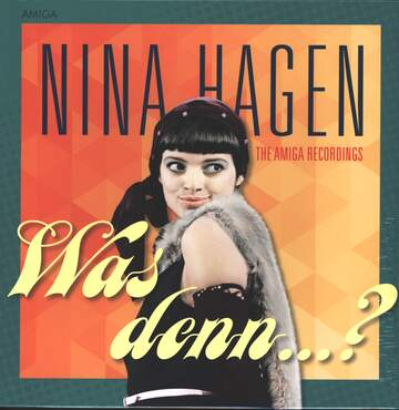 Nina Hagen: Was Denn… ? (The Amiga Recordings)
