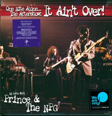 Prince / The New Power Generation: One Nite Alone... The Aftershow: It Ain't Over