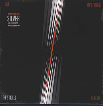 The Strokes: First Impressions Of Earth