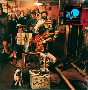 Bob Dylan / The Band: The Basement Tapes