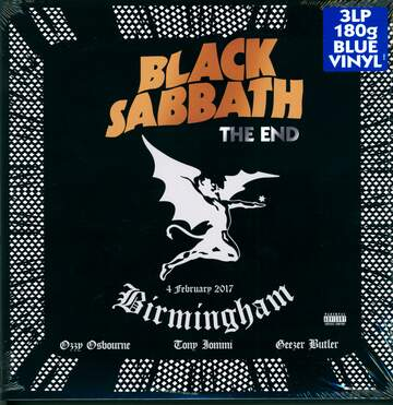 Black Sabbath: The End (4 February 2017 - Birmingham)