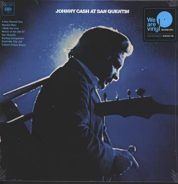Johnny Cash: Johnny Cash At San Quentin