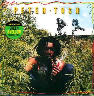 Peter Tosh: Legalize It
