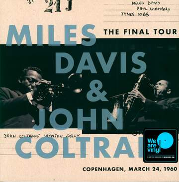 Miles Davis / John Coltrane: The Final Tour: Copenhagen, March 24, 1960