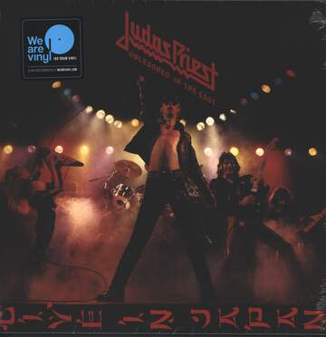 Judas Priest: Unleashed In The East (Live In Japan)