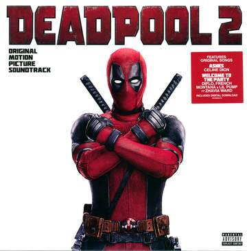 Various: Deadpool 2 (Original Motion Picture Soundtrack)