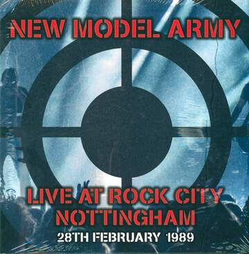 New Model Army: Live At Rock City Nottingham