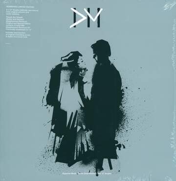 "Depeche Mode: Some Great Reward | The 12"" Singles"