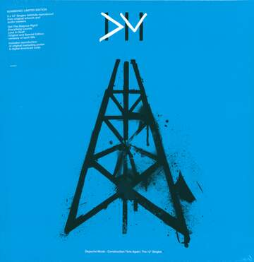 "Depeche Mode: Construction Time Again | The 12"" Singles"