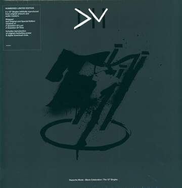 "Depeche Mode: Black Celebration | The 12"" Singles"